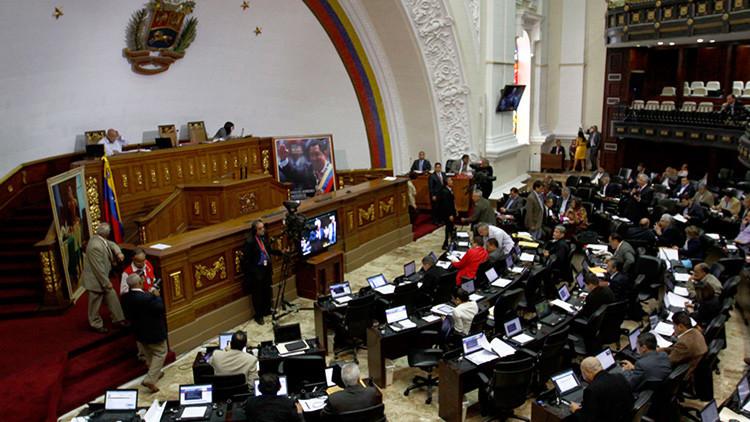Venezuela: Presentan un proyecto de ley de amnistía ante un pleno del Parlamento