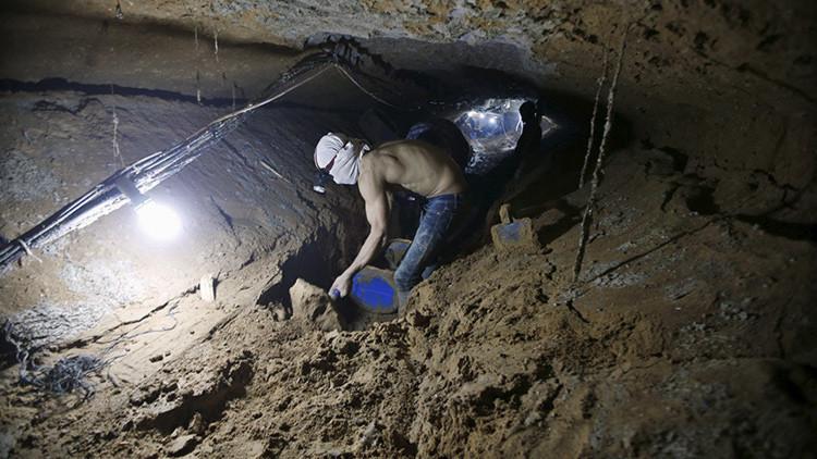EE.UU. invertirá 120 millones de dólares en la detección de 'túneles del terror' en Israel