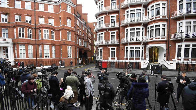 La decisión de la ONU es vinculante: Assange debe ser liberado