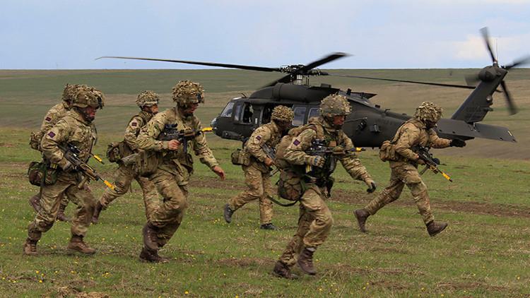 La OTAN planea la mayor acumulación militar en Europa desde la Guerra Fría