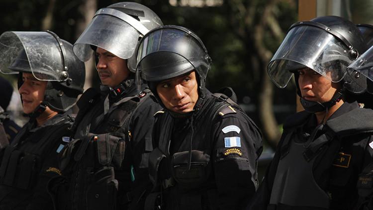 Fotos: Incautan en Guatemala arsenal militar de la Mara Salvatrucha