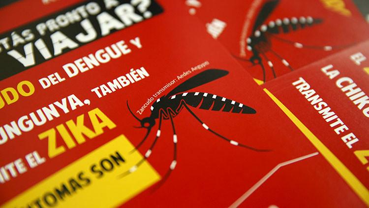 ¿Parar el zika con técnicas nucleares? OIEA debatirá estrategia para poner coto al virus con Brasil