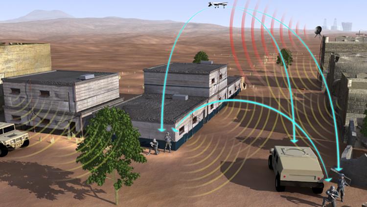 Militares estadounidenses harán que los drones piensen como humanos
