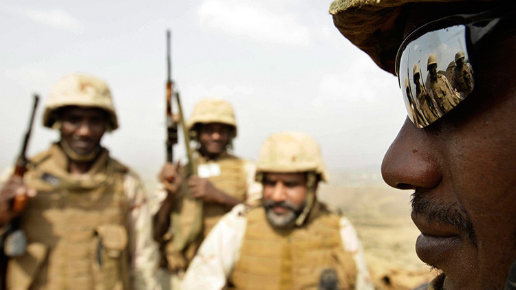 Irán: Arabia Saudita no se atreverá a enviar tropas a Siria