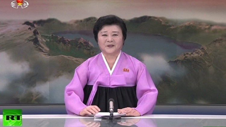 """Pionyang: """"El lanzamiento del satélite ha sido un éxito"""""""