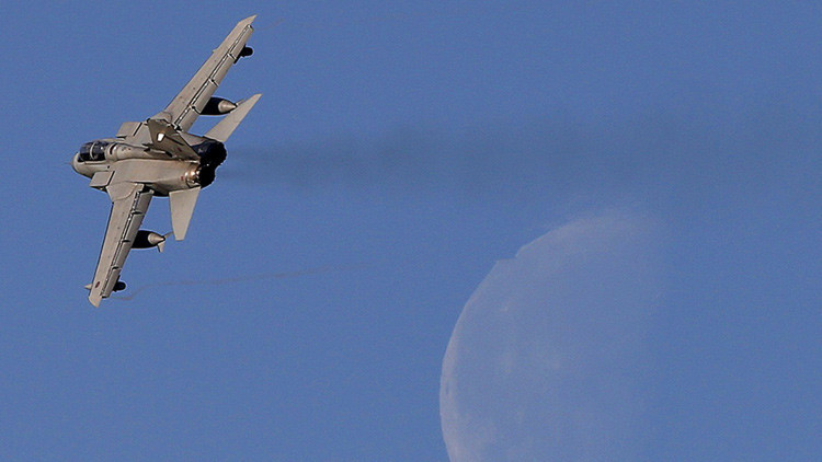 Las fuerzas especiales británicas realizaron una operación secreta en cielo libio