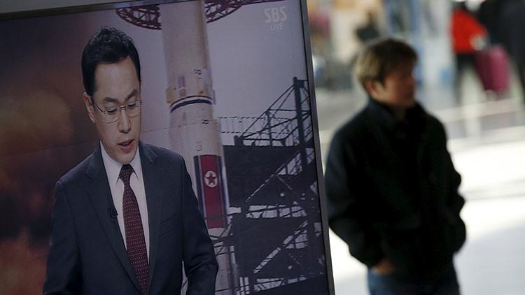 ¿Gritos de guerra? Seúl aumenta la propaganda tras el lanzamiento del satélite de Corea del Norte