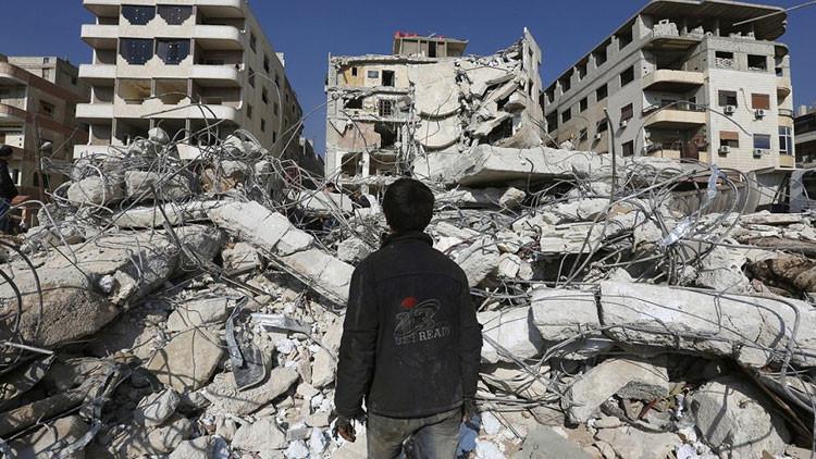 """""""Actividades destructivas de la OTAN provocan el aumento de las tensiones en Siria"""""""