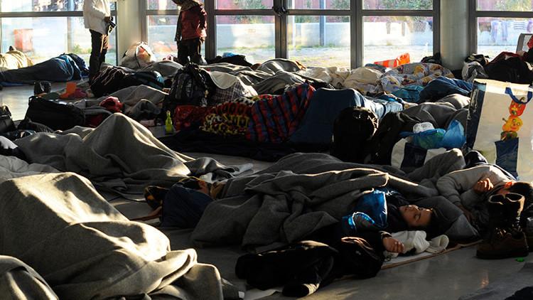 """Diputado francés sobre la llegada de refugiados: """"Nos espera una catástrofe"""""""