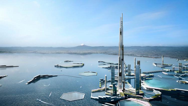 Dos veces el Burj Khalifa: la torre más alta del mundo se construirá en Tokio (Fotos)
