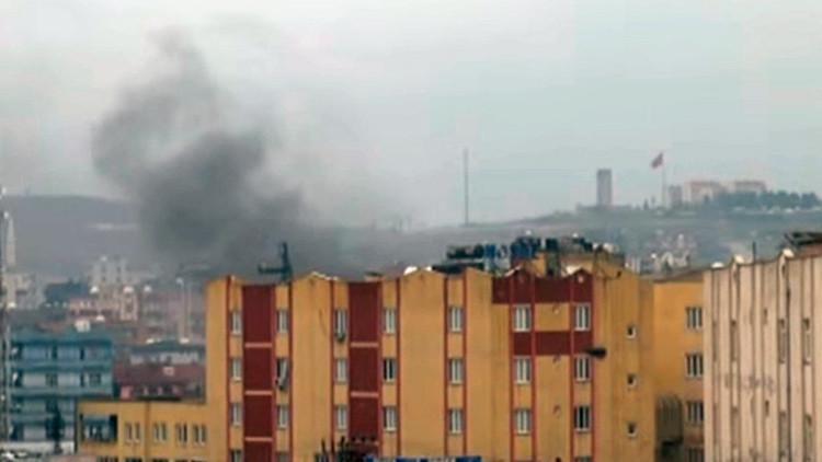 """""""Castigo colectivo"""": Las fuerzas turcas matan a 60 kurdos en la ciudad de Cizre"""