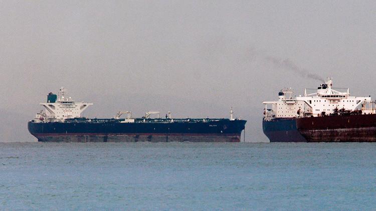 Irán empieza a exportar grandes volúmenes de petróleo a Europa