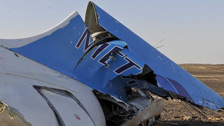 """Embajador ruso en Egipto: """"Nuevos datos confirman el atentado a bordo del avión ruso A321"""""""