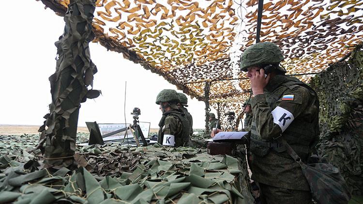 Rusia anuncia la actividad inmediata de sus tropas de despliegue rápido por tierra, mar y aire