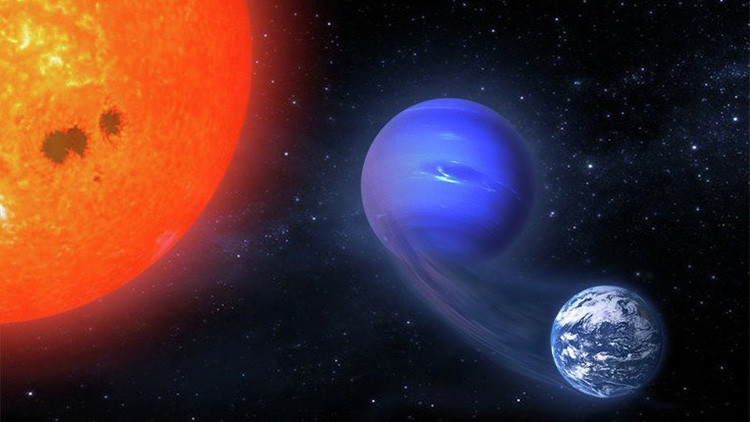 UNIVERSO Y ASTRONOMIA - Magazine cover