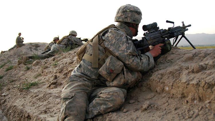 EE.UU. desplegará más tropas en el sur de Afganistán para detener a los talibanes