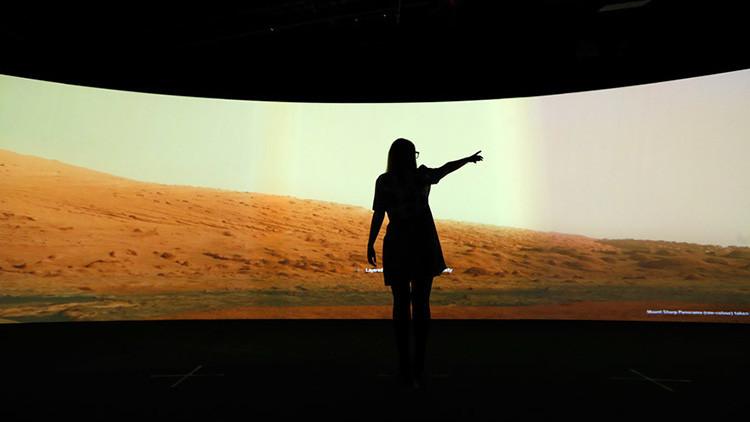 Video: Una vista de 360º de las dunas de Marte indica el camino de los viajes espaciales virtuales
