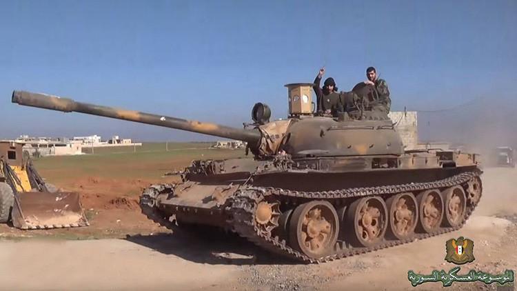 ¿Por qué las 'pajareras' sirias le ganan la partida a los misiles antitanque TOW-2 de EE.UU.?
