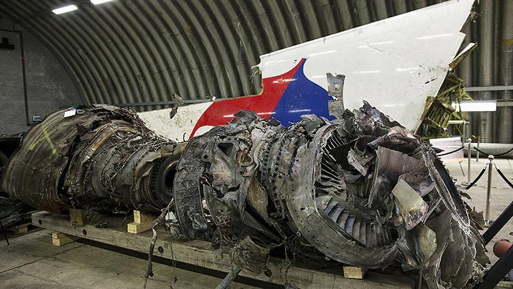 Carta oficial sobre la investigación de MH17 de Oleg Storchevói, alto cargo de la aviación rusa