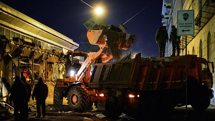 La capital rusa cambia su aspecto en una sola noche