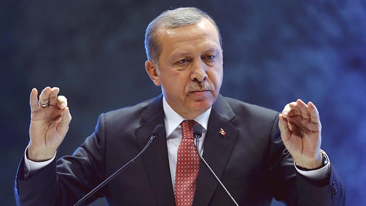 Erdogan amenazó en noviembre con inundar Europa de refugiados
