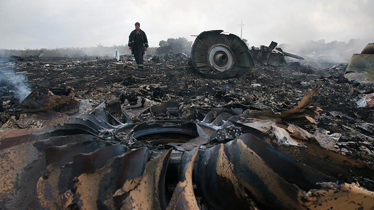 """Diputado de Países Bajos: """"Solo Ucrania tenía sistemas BUK activos el día de la tragedia del MH17"""""""