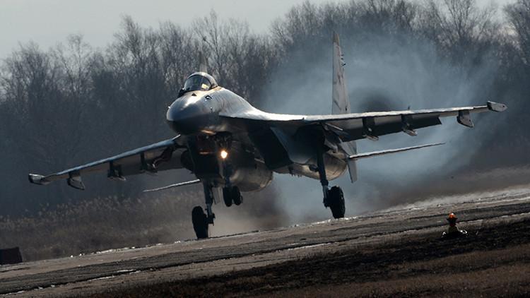 ¿Por qué China compra los nuevos cazas Su-35 de Rusia?