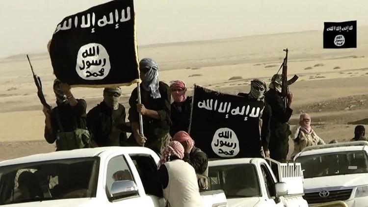 El Estado Islámico crucifica a un adolescente en Siria