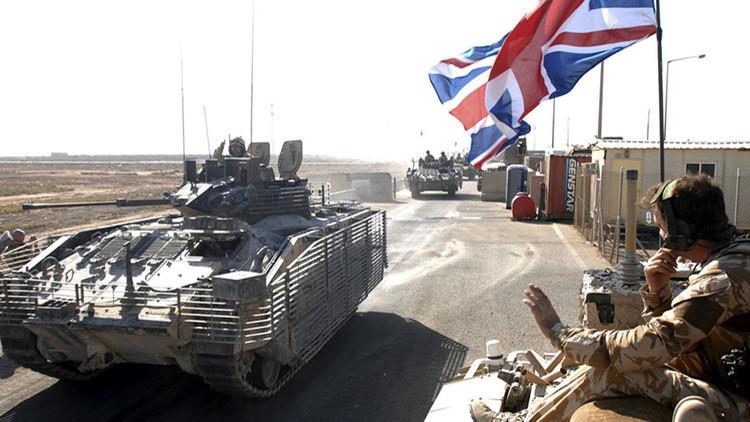 ¿Cuál es el verdadero objetivo de los 'juegos de guerra' británicos en Jordania?
