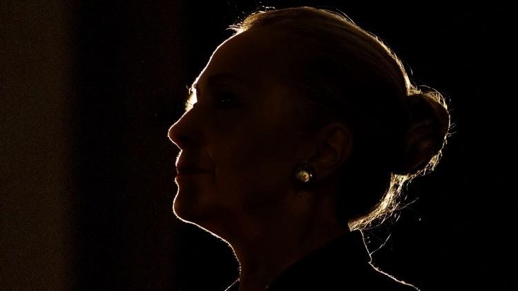 """Assange: """"Hillary es un halcón de guerra a la que le emociona indecentemente matar a la gente"""""""