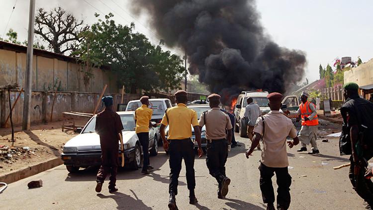 Decenas de muertos en una serie de atentados suicidas en el norte de Nigeria