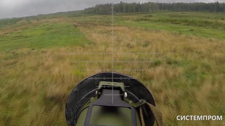 Video: Un nuevo dron ruso lanza misiles y promete ser el futuro de la guerra aérea