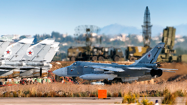 """Rusia no va a cambiar su estrategia en Siria por los """"consejos"""" del Pentágono"""