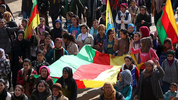 Turquía, arrinconada por Rusia y EE.UU. por los kurdos sirios