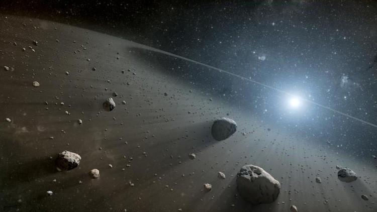 'Meteor Wars': Rusia quiere probar misiles balísticos en el asteroide Apofis