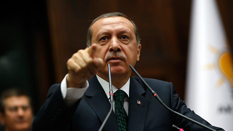 Erdogan chantajea a Europa y amenaza con expulsar a los refugiados sirios
