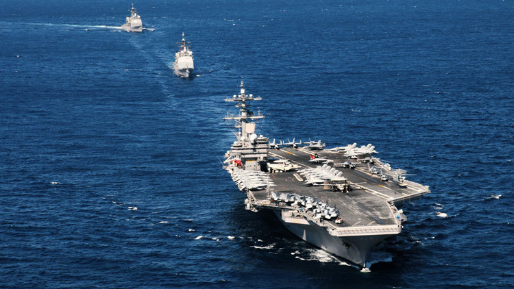Cómo malgastar un billón de dólares: ¿Para qué sirven los portaaviones en las guerras del siglo XXI?