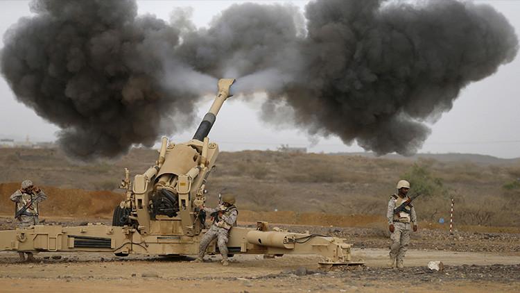 Arabia Saudita reafirma el envío de tropas a Siria