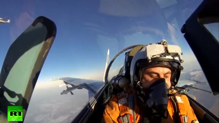 Por tierra, mar y aire: el Ejército ruso exhibe su potencial militar (video)