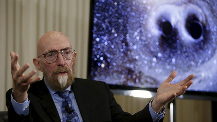 El físico teórico Kip Thorne