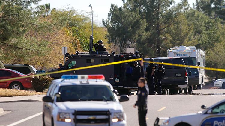 EE.UU.: Mueren dos chicas de 15 años tras un tiroteo en un instituto de Arizona