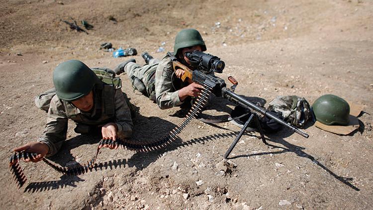 Irak insiste en que Turquía no tiene autorización para mantener tropas en su territorio