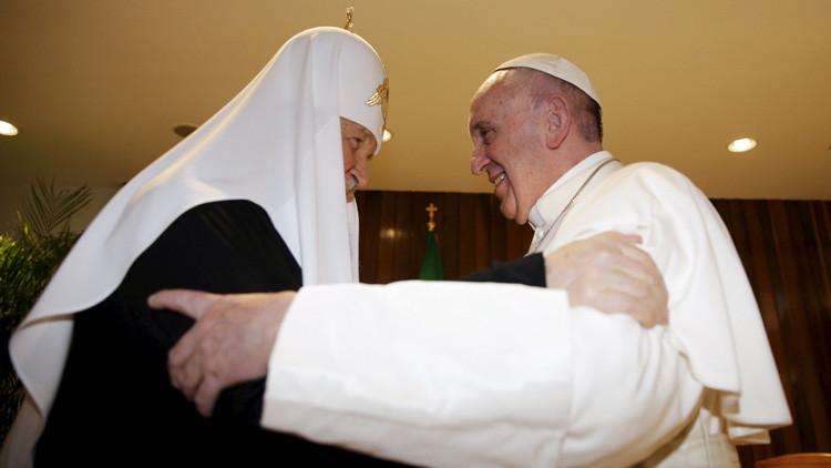 COBERTURA ESPECIAL: El histórico encuentro del patriarca ruso con el papa en Cuba