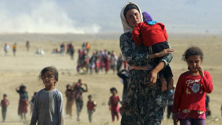 """""""La guerra en Siria no es civil: es una guerra de otros sobre su territorio"""""""