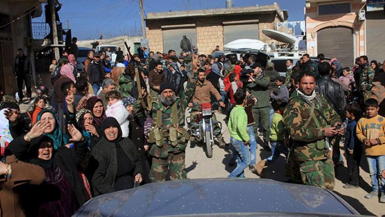 Liberación de Alepo: la verdad que los medios occidentales no quieren mostrar