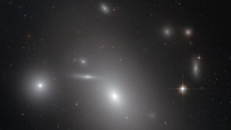 'Un gigante dormido': Hallan uno de los agujeros negros más masivos jamás encontrados
