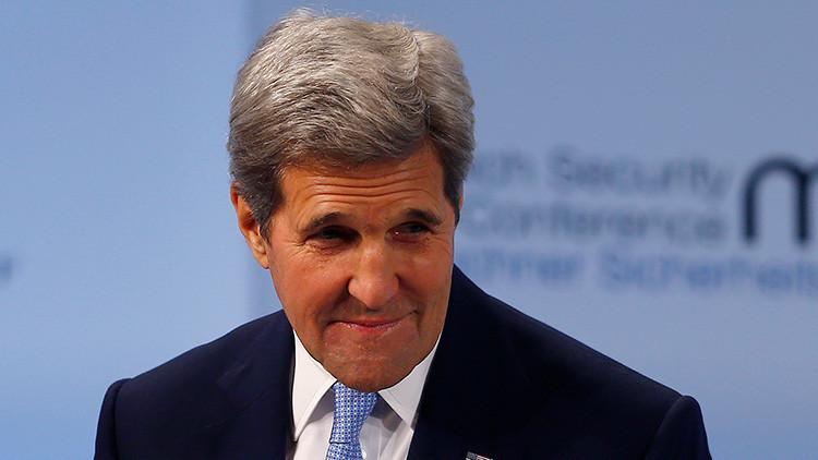 Lavrov deja en evidencia el doble juego de EE.UU. en Siria