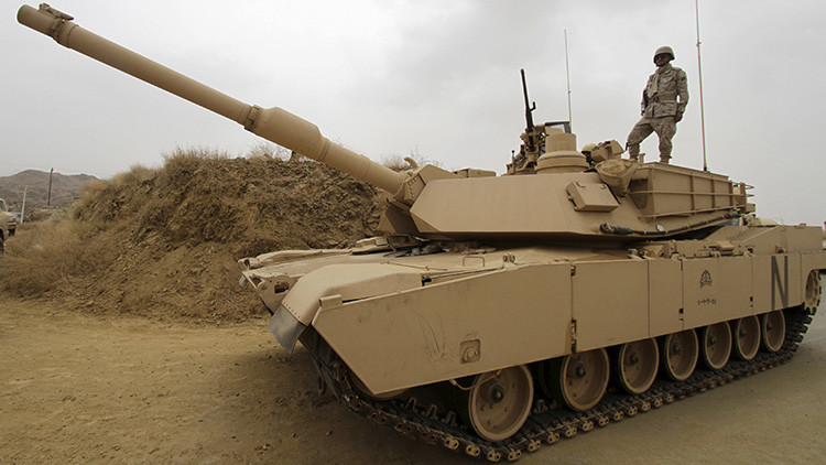 ¿Qué oculta el despliegue militar saudí en Siria?