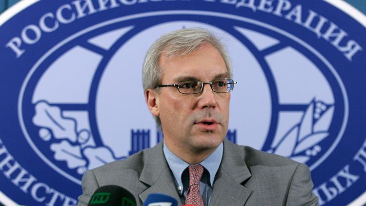 """""""La OTAN exagera las acusaciones hacia Rusia sobre una ofensiva en el Báltico"""""""