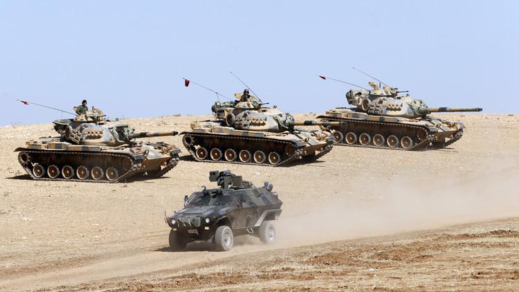 Turquía ataca al Ejército sirio en Alepo